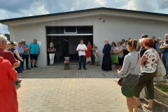 Opening of Freezing Centre in Obinitsa, Estonia 20190723