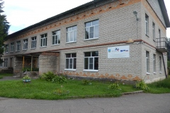 Kindergarten Solnyshko in Porkhov before applying energy efficient technologies