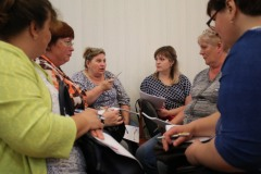 Seminar for social workers in May 2019 in Pskov