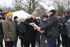 Lodjakoda Tartu. Cornerstone event on 31.01.2020