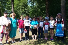 Youth Camp in Obinitsa, Estonia, 2019
