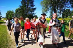Teaching cultural heritage