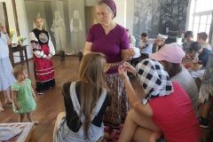 Teaching cultural heritage in 2019