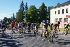 Bicycle tour in Räpina in summer 2019